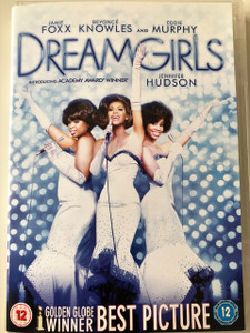 Dream Girls DVD / Directed by Bill Condon / Starring: Jamie Foxx, Beyoncé Knowles, Eddie Murphy, Danny Glover, Anika Noni Rose, Keith Robinson, Jennifer Hudson (5014437913937)