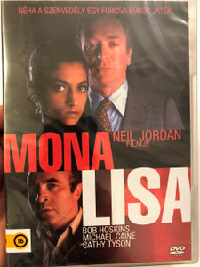 Mona Lisa DVD 1986 / Directed by Neil Jordan / Starring: Bob Hoskins, Michael Caine, Cathy Tyson (5996473004155)