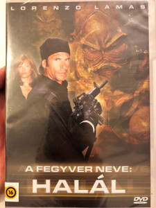 Deep Evil DVD 2004 A Fegyver neve: Halál / Directed by Pat Williams / Starring: Lorenzo Lamas, Ona Grauer, Adam Harrington / Sci-Fi Action movie (5996473000867)
