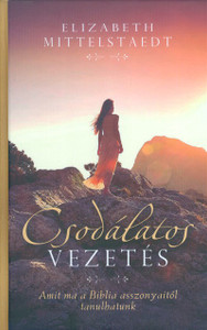 Csodálatos vezetés by Elizabeth Mittelstaedt - HUNGARIAN TRANSLATION OF Wunderbar geleitet / The book is about Lydia, Ruth, Naomi, Rachel and Lea - five legendary female figures in the Bible (9786155246692)