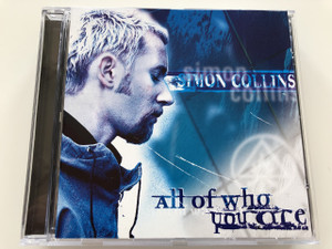 Simon Collins - All of who you are / AUDIO CD 1999 / Produced by Schallbau, Simon Collins (639842899420)