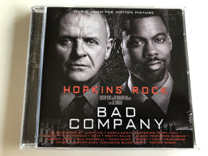 Bad Company / Music From the Motion Picture / HOPKINS ROCK / AUDIO CD 2002 / Producer [Soundtrack]: Kathy Nelson, Mitchell Leib (809274801425)