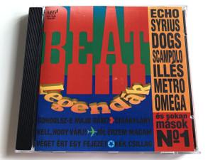 Beat Legendák / AUDIO CD 1993 / HCD 37696 / ECHO, SYRIUS, DOGS, SCAMPOLO, ILLÉS, METRO, OMEGA ÉS MÉG SOKAN MÁSOK №1...Gondolsz-e majd rám?, Cigánylány, Kell, hogy várj!, Jól érzem magam, Véget ért egy fejezet, Kék csillag (BeatLegendák)