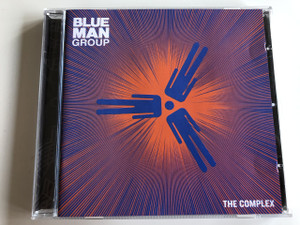Blue Man Group - The Complex / AUDIO CD 2003 / Members: Botond Ikvai Szabó, Chris Dyas, Chris Wink, Josephine Draven, Matt Goldman, Phil Stanton, Steve Wilkes, Todd Perlmutter (075678363122)