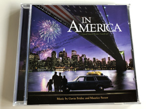 In America - Original Motion Picture / Music by Gavin Friday and Maurice Seezer / AUDIO CD 2003 (075678370625)