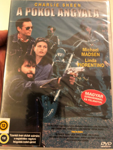Beyond the Law DVD 1992 A Pokol angyala / Directed by Larry Ferguson / Starring: Charlie Sheen, Linda Fiorentino, Michael Madsen, Courtney B. Vance, Leon Rippy (5999553600902)