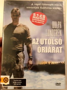 The Last Patrol DVD 2000 Az utolsó őrjárat (AKA The Last Warrior) / Directed by Sheldon Lettich / Starring: Dolph Lundgren, Sherri Alexander, Joe Michael Burke, Rebecca Cross, Brook Susan Parker