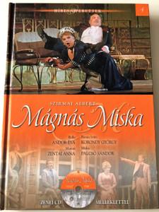 Mágnás Miska by Gajdó Tamás / Hungarian Operretta by Szirmai Albert with Musical CD included / Kossuth kiadó / Híres Operettek Sorozat 4. (9789630974622)