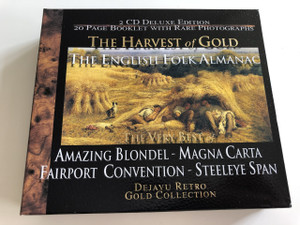 The Harvest Of Gold - The English Folk Almanac - Live Fairport Convention, Steeleye Span, Amazing Blondel, and Magna Carta (076119424723)