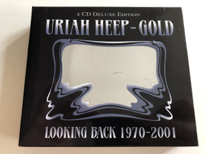 Uriah Heep's Gold: Looking Back 1970 - 2001 / 2CD Deluxe Edition Dejavu Retro Gold Collection (076119427229)