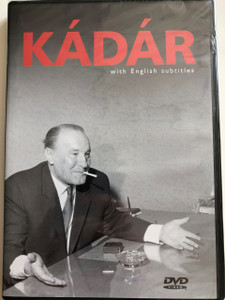 Kádár DVD 2009 / Directed by Muszatics Péter / Documentary about János Kádár, the long time communist leader of Hungary (5999884533009)