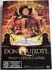 Don Quixote DVD 2000 Don Quixote avagy a képzelt lovag / Directed by Peter Yates / Starring: John Lithgow, Bob Hoskins, Isabella Rossellini, Lambert Wilson (5999548220085)