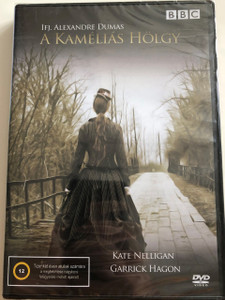The Lady of the Camellias DVD 1996 A Kaméliás Hölgy / BBC / Directed by Robert Knights / Starring: Kate Nelligan, Garrick Hagon / Alexandre Dumas Jr. (5999545586467)