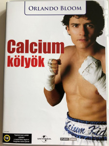 The Calcium Kid DVD 2004 Kálcium kölyök / Directed by Alex De Rakoff / Starring Orlando Bloom, Michael Peña, Michael Lerner, Billie Piper, Mark Heap (5999554700977)