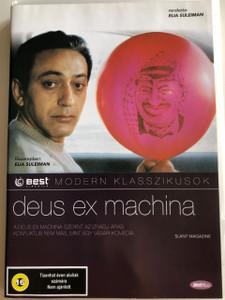 Yadon Ilaheya / Divine Intervention DVD 2002 Deus ex machina / Directed by Elia Suleiman / Starring: Elia Suleiman, Manal Khader (5998133148636)