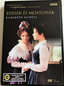Wives and Daughters DVD 1999 Édesek és Mostohák / BBC Miniseries / Directed by Nicholas Renton / Starring: Justine Waddell, Bill Paterson, Francesca Annis, Keeley Hawes, Tom Hollander, Iain Glen, Anthony Howell, Michael Gambon (5996357342526)