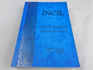 Incil (Turkish / English New Testament)