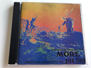 Soundtrack from the film MORE / Played and composed by the Pink Floyd / AUDIO CD 1969 (077774638623)