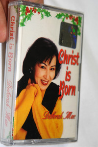 Christ is Born - Deborah Mae / Christian Audio Cassette / Christmas Music
