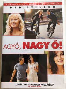 The Heartbreak Kid DVD 2007 Agyő, nagy Ő / Directed by Peter Farrelly, Bob Farrelly / Starring: Ben Stiller, Michelle Monaghan, Malin Åkerman, Jerry Stiller, Rob Corddry, Carlos Mencia, Scott Wilson, Danny McBride (5996255726329)