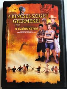 Treasure Island Kids 2 - The Monster of Treasure Island DVD 2004 A Kincses Sziget Gyermekei 2. rész - A szörnyeteg / Directed by Michael Hurst / John Callen, Beth Allen, Sasha Tilley, Jack Hurst (5999048900838)