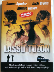 Slow Burn DVD 2000 Lassú Tűzön / Directed by Christian Ford / Starring: Minnie Driver, James Spader, Josh Brolin, Stuart Wilson (5999881067361)