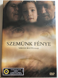 Szemünk fénye DVD 2009 The Apple of our Eyes / Directed by Varga Ágota / Hungarian / Incredible Documentary about a boy with blind parents (5996357343882)