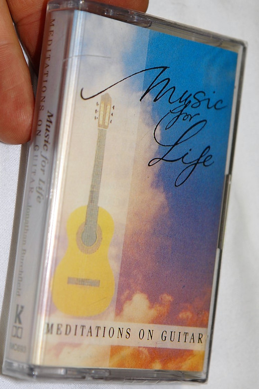 Music for Life / Meditations on Guitar - Jonathan Burchfield / Kingsway Music (5019282069341)
