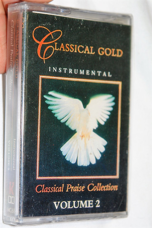 Classical Praise Collection Volume 2 Instrumental / Classical Gold / Kingsway Music - Audio Cassette (ClassicalPraiseV2)
