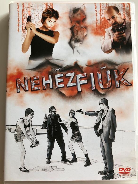 Dos Tipos Duros (Two Tough Guys) DVD 2003 Nehéz Fiúk / Directed by Juan Martínez Moreno / Starring: Antonio Resines, Manuel Alexandre, Jordi Vilches (5999882843407)