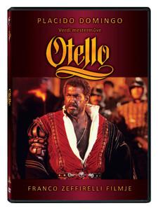 Otello DVD 1986 Directed by Franco Zeffirelli / Starring: Plácido Domingo , Katia Ricciarelli, Justino Díaz, Petra Malakova, Urbano Barberini / Music by Giuseppe Verdi