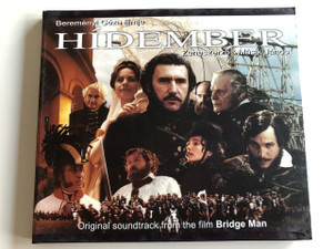 Hídember OST - Original Sound Track from the film Bridge Man / Composed by Másik János / Audio CD 2002 / Fonó Records (5998048520022)