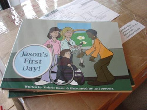 Jason's First Day! / Paperback Book (9780964218949)