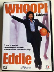 Eddie DVD 1996 / Directed by Steve Rash / Starring Whoopi Goldberg, Frank Langella, Dennis Farina, Richard Jenkins, Lisa Ann Walter (5999881066913)