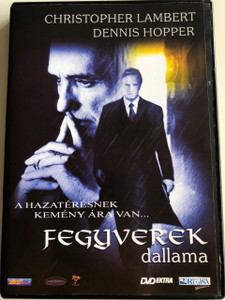 The Piano Player DVD 2002 Fegyverek Dallama / Directed by Jean-Pierre Roux / Starring Christopher Lambert, Dennis Hopper (5998133144836)