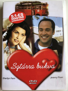 Just Write DVD 1997 Sztárra bukva / Directed by Andrew Gallerani / Starring: Sherilyn Fenn, Jeremy Piven, JoBeth Williams, Wallace Shawn, Alex Rocco, Yeardley Smith, Holland Taylor (5999553601039)