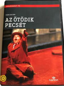 Az ötödik pecsét DVD 1976 The Fifth Seal / Directed by Zoltán Fábri / Starring: Lajos Őze, László Márkus, Zoltán Latinovits / Holokauszt 70 / Based on the novel by Ferenc Sánta / 70th anniversary of the Holocaust (5999884681526)