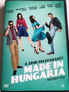 Made in Hungaria DVD 2009 / Directed by Gergely Fonyó / Starring: Tamás Szabó Kimmel, Tünde Kiss, Iván Fenyő (5999544257122)