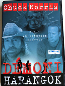 The Bells of Innocence DVD 2003 Démoni Harangok / Directed by Alin Bijan / Starring: Chuck Norris, Mike Norris, Carey Scott, David White (5999881067224)
