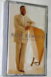 Welcome Home - Ron Kenoly 2008 / Christian Live Praise and Worship - Integrity Music / Audio Cassette (000768108147)