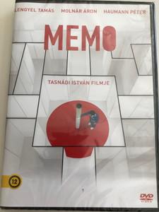 Memo DVD 2016 / Directed by Tasnádi István / Starring: Lengyel Balázs, Molnár Áron, Haumann Péter, Holecskó Orsolya, Osváth Judit, Seress Zoltán (5999860186038)