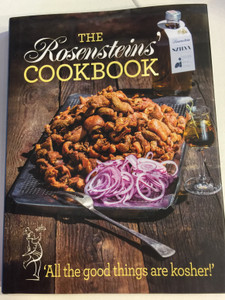 "The Rosensteins' Cookbook / ""All the good things are kosher!"" / Rosenstein Róbert , Rosenstein Tibor (9789630981538)"