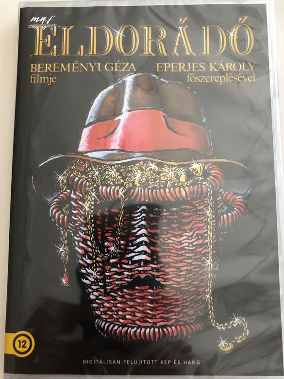 The Midas Touch DVD 1988 Eldorádó / Directed by Bereményi Géza / Starring: Eperjes Károly, Pogány Judit, Tóth Barnabás, Eszenyi Enikő (5999887816376)