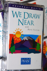 We Draw Near by Marty Nystrom / Christian Live Praise and Worship / Integrity Music - Audio Cassette (000768088449)