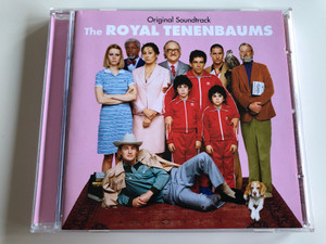 Original Soundtrack: The Royal Tenenbaums / AUDIO CD 2001 / Composed By – Mark Mothersbaugh (809274454720)