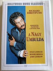 The Big Fix 1978 A nagy Umbulda / Directed by Jeremy Paul Kagan / Starring: Richard Dreyfuss, Susan Anspach, Bonnie Bedelia, John Lithgow, Ofelia Medina (5999546333749)