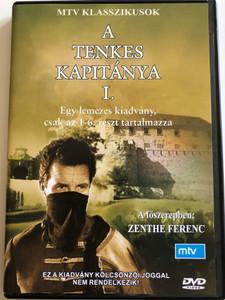 A Tenkes kapitánya I. DVD 1963 / Directed by Fejér Tamás / Starring: Zenthe Ferenc, Ungváry László, Krencsey Marianne, Szabó Gyula, Pécsi Ildikó, Vajda Márta / Hungarian classic TV series (5999552560191)