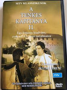 A Tenkes kapitánya II. DVD 1963 / Directed by Fejér Tamás / Starring: Zenthe Ferenc, Ungváry László, Krencsey Marianne, Szabó Gyula, Pécsi Ildikó, Vajda Márta / Hungarian classic TV series / Episodes 7-13. (5999552560207)