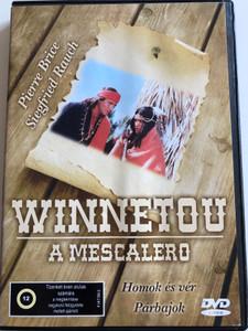 Winnetou ou le Mascalero DVD 1980 Winnetou A mascalero / Directed by Marcel Camus / Starring: Pierre Brice, Siegfried Rauch / 2 Episodes (5998168500126)