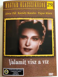 Valamit Visz a víz DVD 1943 / Directed by Oláh Gusztáv, Zilahy Lajos / Starring: Jávor Pál, Karády Katalin, Pápai Klára / Hungarian Classics 29. (5999551920941)
